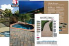 CST Pavers catalog design