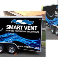 Smart Vent Trailer wrap