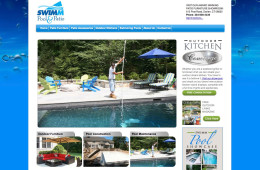 Swimm Pool & Patio