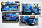 Swimm Pools Truck Wraps